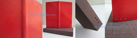 Young S Kim_Full Leather Binding & DB Box